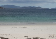 Beach at Huisnis, Harris