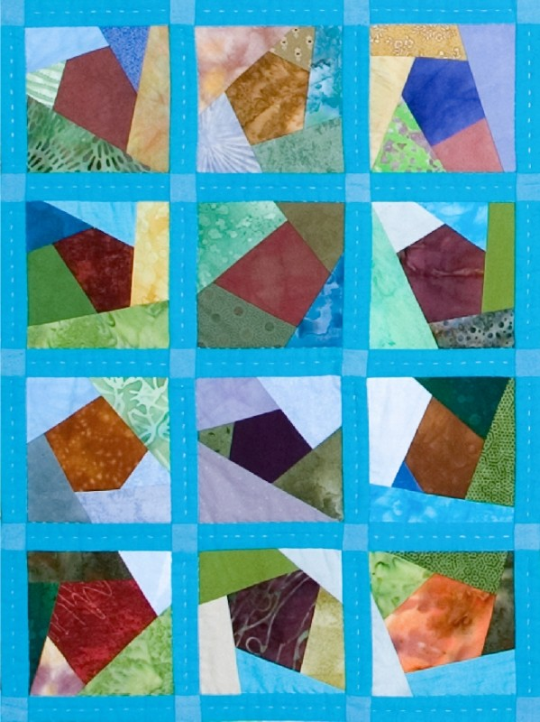 Beginner's Patchwork - Evenings