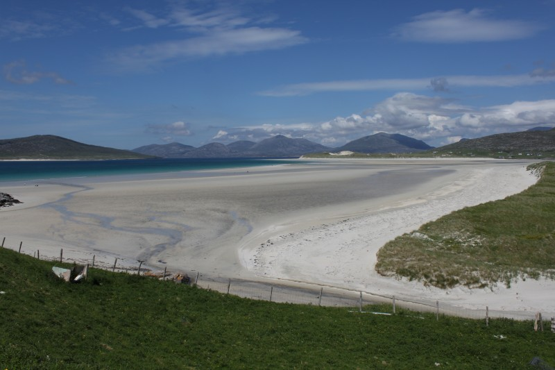 A Quilter's Eye on the Western Isles